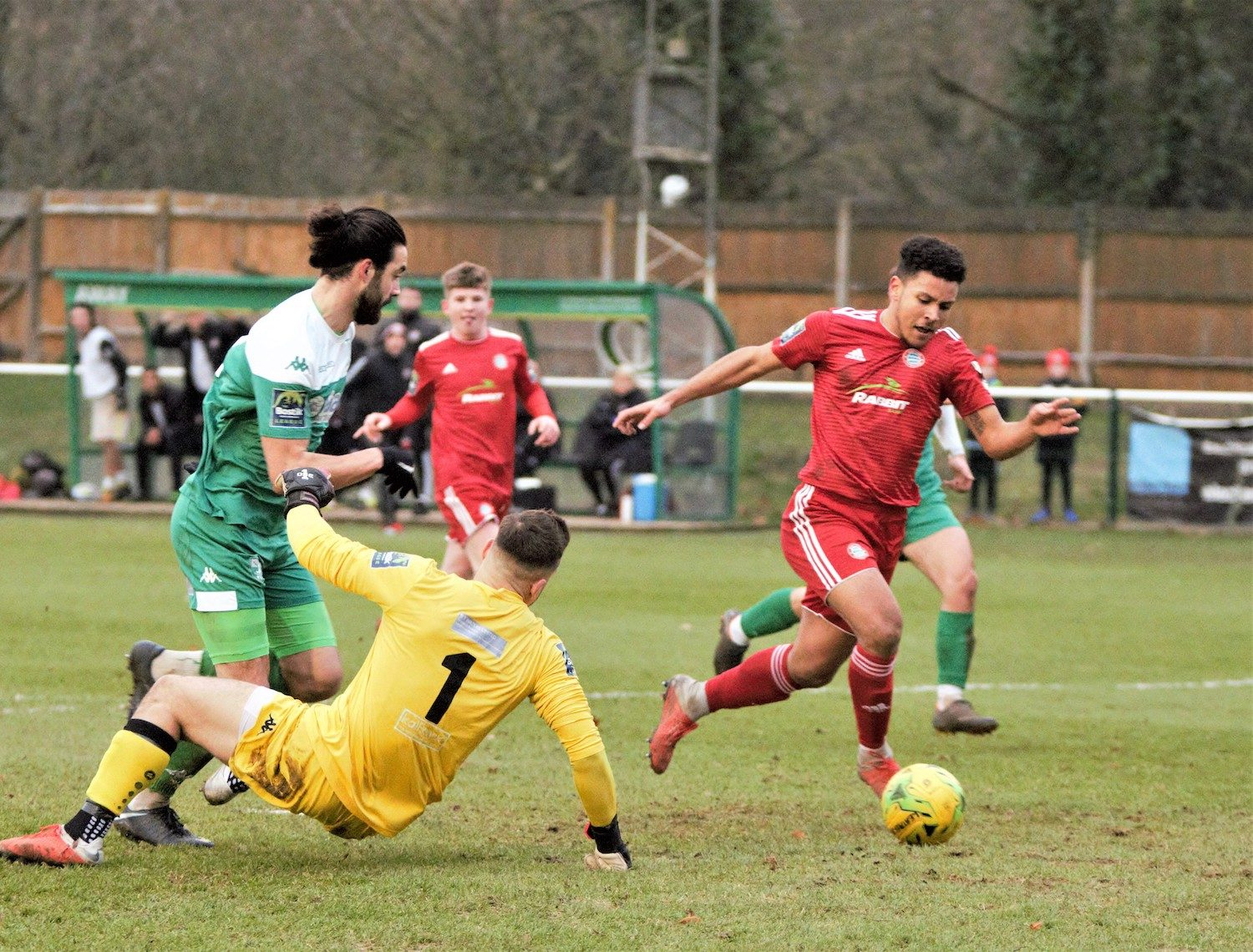 Gallery: Leatherhead [A] – League