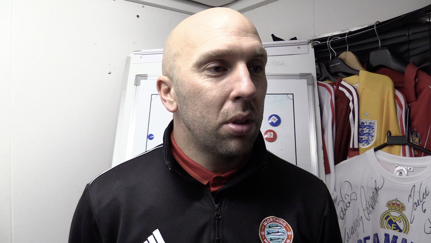 Post Match Interview: Enfield Town [H] – League