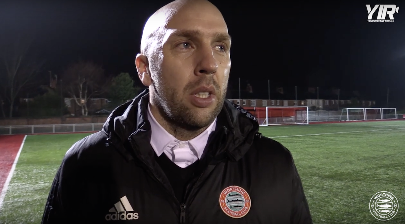 Post Match Interview: Carshalton [H] – League