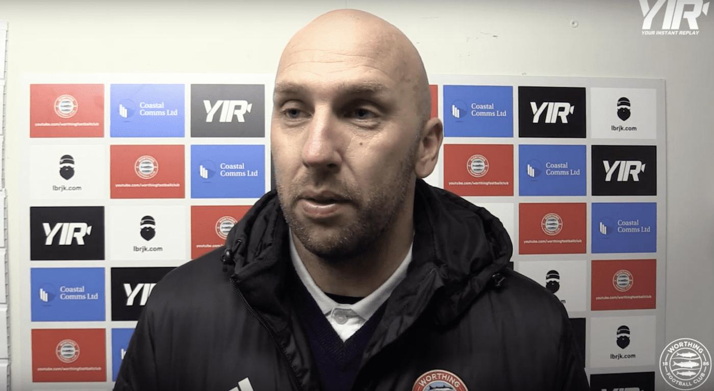 Post Match Interview: Potters Bar [H] – League