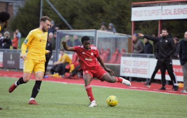 HIGHLIGHTS: Worthing 1-1 Potters Bar [H] – League