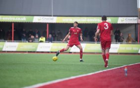 Reds Get Out Of Jale-n