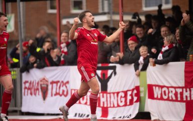 HIGHLIGHTS: Worthing 9-1 Harlow Town [H] – League