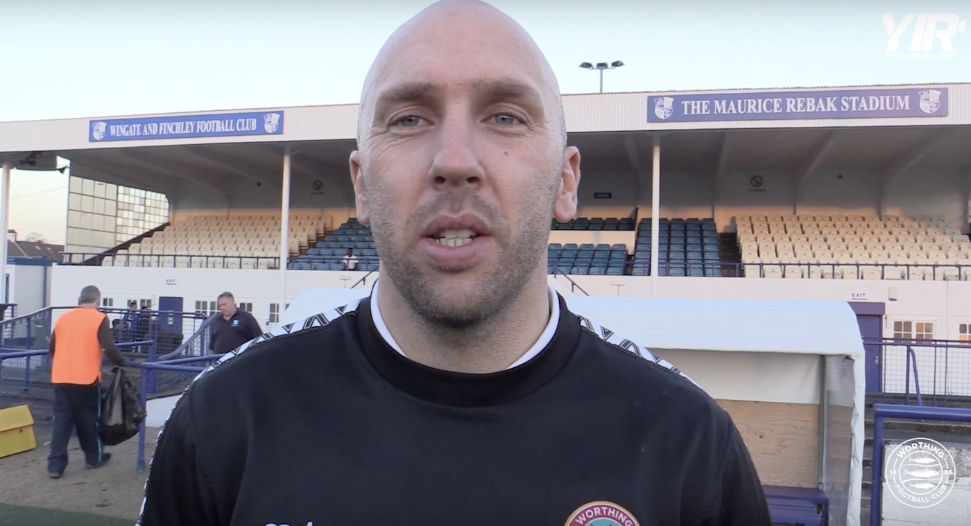 Post Match Interview: Wingate & Finchley [A] – League
