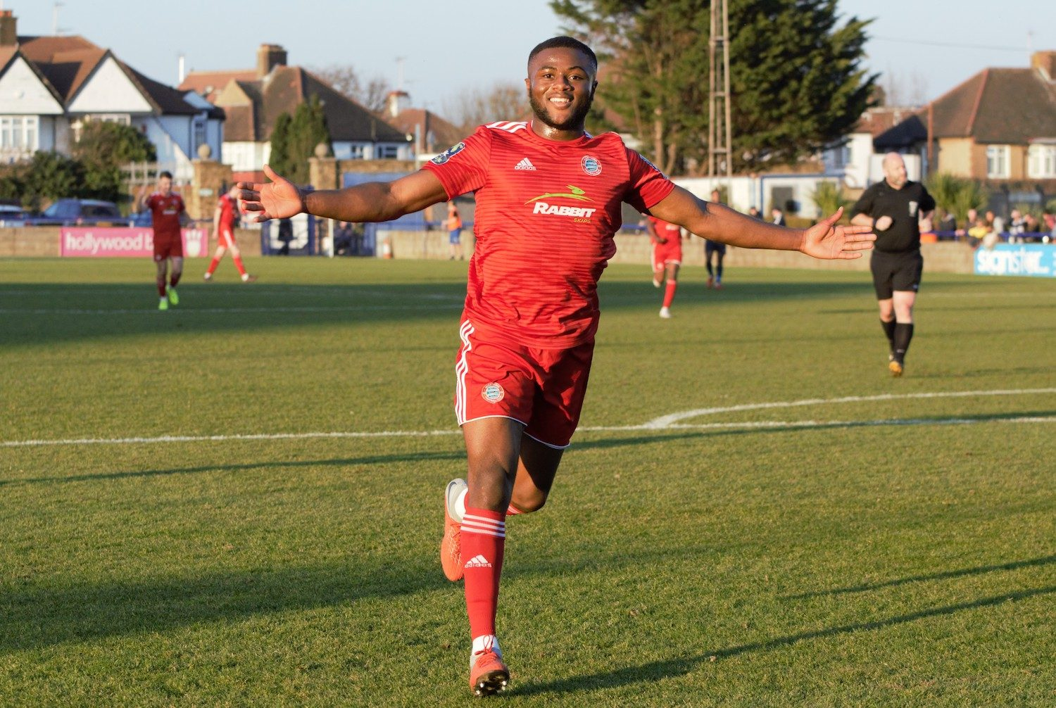 HIGHLIGHTS: Wingate & Finchley 1-2 Worthing [A] – League