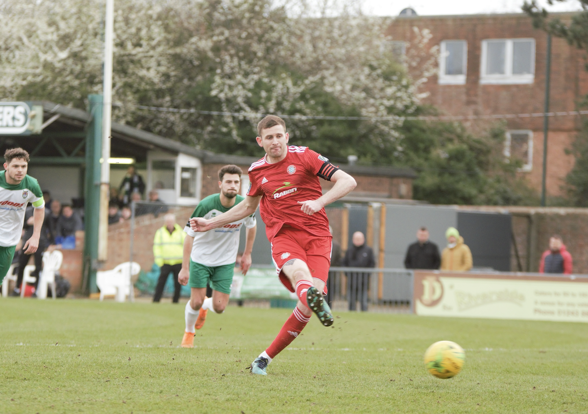 HIGHLIGHTS: Bognor 2-2 Worthing [A] – League