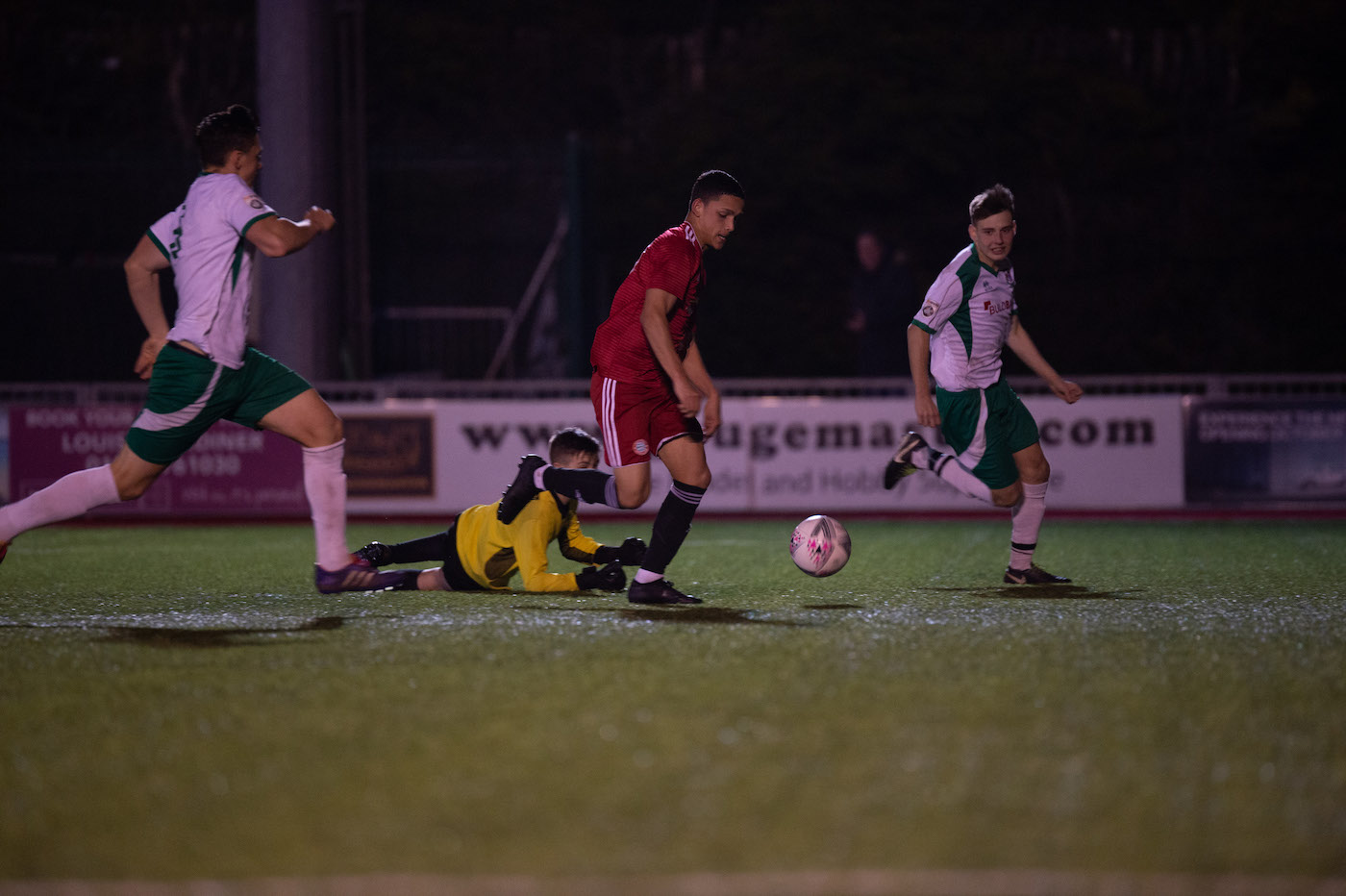 HIGHLIGHTS: U18's 12-1 Bognor [H] – LEAGUE