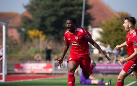 HIGHLIGHTS: Worthing 3-1 AFC Hornchurch [H] – League
