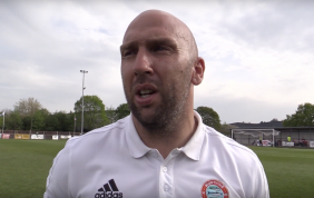 Post Match Interview: Corinthian Casuals [A] – League