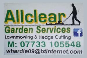 AllClear Garden Services