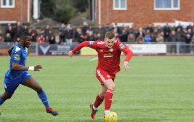 Reds clash with Rooks in all-Sussex affair