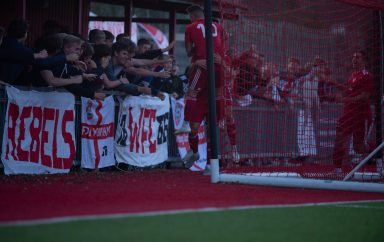 Marvellous Marvin sends Reds to St Albans