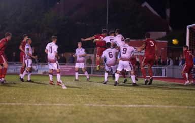 HIGHLIGHTS | 19/20: Hastings United [H] – FA Cup
