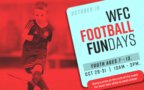 WFC Football Fundays [October 19]