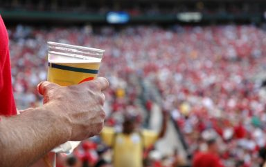FA Cup Alcohol Rules Relaxed