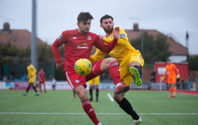 Reds (finally) make the trip up to Scholars