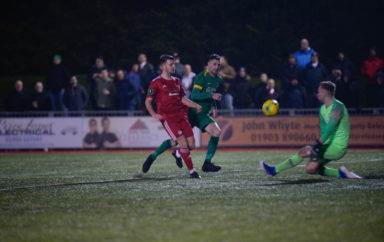 Red meets Yellow in County Cup Clash