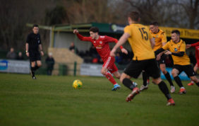 Reds grind out well-Earnt draw at Rookery Hill