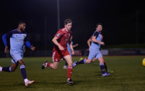 Ambers End Worthing's Cup Run