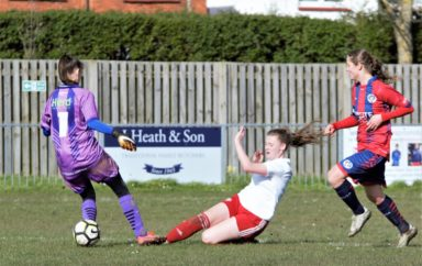 Reds breeze past Eastbourne as promotion beckons