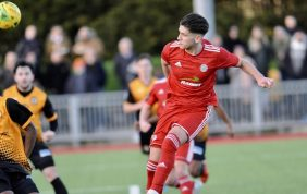 Aguiar and Pearce give Worthing a winning start at Folkestone