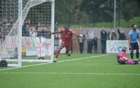 Super Sub Diallo fires Worthing top