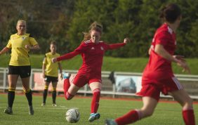 Clinical Crawley hit four to end Reds Challenge Cup hopes